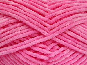 Fiber Content 100% Micro Fiber, Brand Ice Yarns, Baby Pink, Yarn Thickness 3 Light  DK, Light, Worsted, fnt2-64505