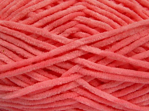 Fiber Content 100% Micro Fiber, Salmon, Brand Ice Yarns, Yarn Thickness 3 Light  DK, Light, Worsted, fnt2-64506