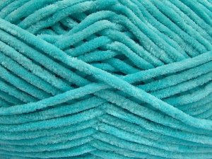 Fiber Content 100% Micro Fiber, Light Turquoise, Brand Ice Yarns, Yarn Thickness 3 Light  DK, Light, Worsted, fnt2-64512