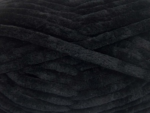 Fiber Content 100% Micro Fiber, Brand Ice Yarns, Black, Yarn Thickness 6 SuperBulky  Bulky, Roving, fnt2-64513