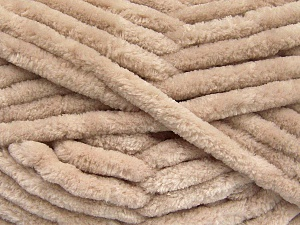 Fiber Content 100% Micro Fiber, Brand Ice Yarns, Beige, Yarn Thickness 6 SuperBulky  Bulky, Roving, fnt2-64517