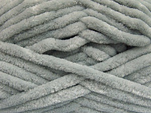 Fiber Content 100% Micro Fiber, Light Grey, Brand Ice Yarns, Yarn Thickness 6 SuperBulky  Bulky, Roving, fnt2-64518