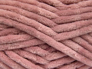 Fiber Content 100% Micro Fiber, Rose Pink, Brand Ice Yarns, Yarn Thickness 6 SuperBulky  Bulky, Roving, fnt2-64527