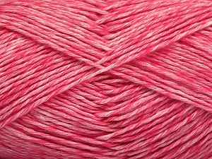 Fiber Content 80% Cotton, 20% Acrylic, Pink, Brand Ice Yarns, Yarn Thickness 2 Fine  Sport, Baby, fnt2-64562