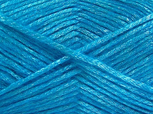 Fiber Content 70% Polyamide, 19% Wool, 11% Acrylic, Turquoise, Brand Ice Yarns, Yarn Thickness 4 Medium  Worsted, Afghan, Aran, fnt2-64580