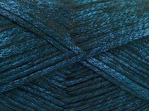 Fiber Content 70% Polyamide, 19% Wool, 11% Acrylic, Turquoise, Brand Ice Yarns, Black, Yarn Thickness 4 Medium  Worsted, Afghan, Aran, fnt2-64582