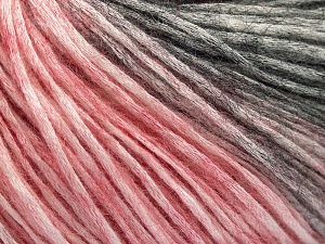 Modal is a type of yarn which is mixed with the silky type of fiber. It is derived from the beech trees. Fiber Content 74% Modal, 26% Wool, Pink, Brand Ice Yarns, Black, Yarn Thickness 3 Light DK, Light, Worsted, fnt2-64813