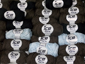 Violino In this list; you see most recent 50 mixed lots. <br> To see all <a href=&/mixed_lots/o/4#list&>CLICK HERE</a> (Old ones have much better deals)<hr> This mixed lot includes a total of 2000 gr (70.5 oz.) yarn. There is no standard for ball weight. Also disregard any information on the labels. You will get what you see in the photo. Brand Ice Yarns, fnt2-64841