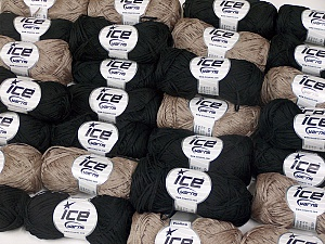 Violino In this list; you see most recent 50 mixed lots. <br> To see all <a href=&/mixed_lots/o/4#list&>CLICK HERE</a> (Old ones have much better deals)<hr> This mixed lot includes a total of 2000 gr (70.5 oz.) yarn. There is no standard for ball weight. Also disregard any information on the labels. You will get what you see in the photo. Brand Ice Yarns, fnt2-64851