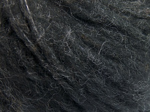 Fiber Content 88% Acrylic, 8% Polyamide, 4% Viscose, Brand Ice Yarns, Black, Yarn Thickness 5 Bulky  Chunky, Craft, Rug, fnt2-64905