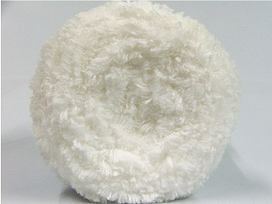 Fiber Content 100% Micro Fiber, White, Brand Ice Yarns, Yarn Thickness 6 SuperBulky  Bulky, Roving, fnt2-64927