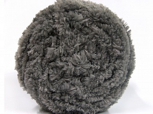 Fiber Content 100% Micro Fiber, Brand Ice Yarns, Grey, Yarn Thickness 6 SuperBulky  Bulky, Roving, fnt2-64929