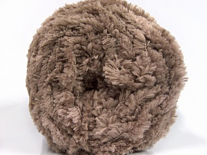 Fiber Content 100% Micro Fiber, Light Camel, Brand Ice Yarns, Yarn Thickness 6 SuperBulky  Bulky, Roving, fnt2-64931