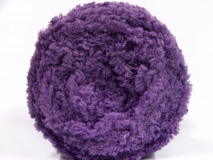 Fiber Content 100% Micro Fiber, Lilac, Brand Ice Yarns, Yarn Thickness 6 SuperBulky  Bulky, Roving, fnt2-64932