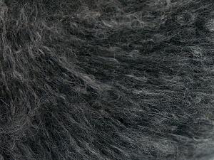 Fiber Content 40% Cotton, 20% Acrylic, 20% Alpaca Superfine, 20% Polyamide, Brand Ice Yarns, Dark Grey, Yarn Thickness 3 Light  DK, Light, Worsted, fnt2-64990
