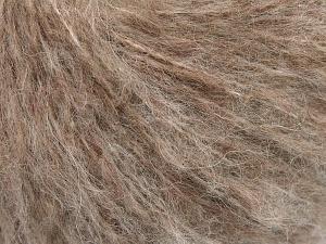Fiber Content 40% Cotton, 20% Polyamide, 20% Acrylic, 20% Alpaca Superfine, Light Camel, Brand Ice Yarns, Yarn Thickness 3 Light  DK, Light, Worsted, fnt2-64994