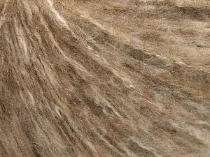 Fiber Content 46% Acrylic, 34% Cotton, 20% Polyester, Brand Ice Yarns, Camel Melange, Yarn Thickness 3 Light  DK, Light, Worsted, fnt2-65169