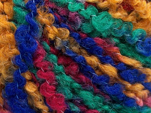 Fiber Content 55% Acrylic, 35% Wool, 10% Polyamide, Red, Purple, Brand Ice Yarns, Green, Gold, Yarn Thickness 5 Bulky  Chunky, Craft, Rug, fnt2-65227