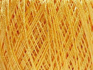 Fiber Content 70% Viscose, 30% Polyamide, Brand Ice Yarns, Gold, Yarn Thickness 2 Fine  Sport, Baby, fnt2-65233
