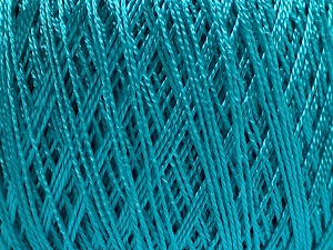 Fiber Content 70% Viscose, 30% Polyamide, Turquoise, Brand Ice Yarns, Yarn Thickness 2 Fine  Sport, Baby, fnt2-65238