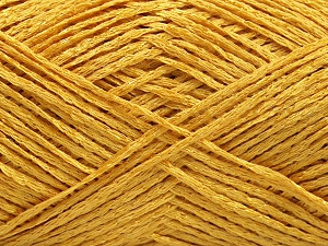 Fiber Content 70% Acrylic, 30% Polyamide, Brand Ice Yarns, Gold, Yarn Thickness 2 Fine  Sport, Baby, fnt2-65268