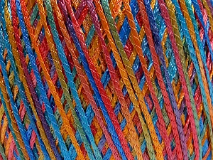 Fiber Content 100% Polyamide, Turquoise, Red, Brand Ice Yarns, Copper, Blue, Yarn Thickness 2 Fine  Sport, Baby, fnt2-65398