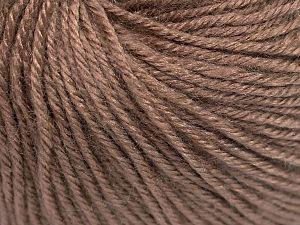 Fiber Content 40% Merino Wool, 40% Acrylic, 20% Polyamide, Brand Ice Yarns, Camel, Yarn Thickness 2 Fine  Sport, Baby, fnt2-65568