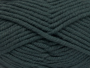 Fiber Content 50% Acrylic, 50% Wool, Brand Ice Yarns, Dark Teal, Yarn Thickness 6 SuperBulky  Bulky, Roving, fnt2-65613
