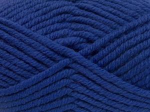 Fiber Content 50% Acrylic, 50% Wool, Purple, Brand Ice Yarns, Yarn Thickness 6 SuperBulky  Bulky, Roving, fnt2-65623
