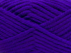 Fiber Content 75% Acrylic, 25% Superwash Wool, Purple, Brand Ice Yarns, Yarn Thickness 6 SuperBulky  Bulky, Roving, fnt2-65688