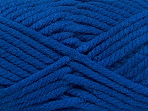 Fiber Content 75% Acrylic, 25% Superwash Wool, Brand Ice Yarns, Blue, Yarn Thickness 6 SuperBulky  Bulky, Roving, fnt2-65701