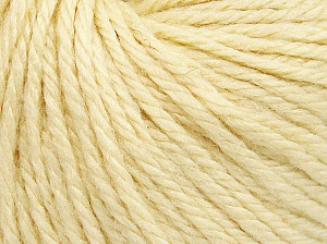 Fiber Content 40% Acrylic, 40% Merino Wool, 20% Polyamide, Brand Ice Yarns, Cream, Yarn Thickness 3 Light  DK, Light, Worsted, fnt2-65727