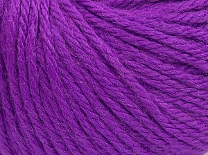 Fiber Content 40% Acrylic, 40% Merino Wool, 20% Polyamide, Lavender, Brand Ice Yarns, Yarn Thickness 3 Light  DK, Light, Worsted, fnt2-65740
