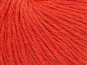 Fiber Content 40% Merino Wool, 40% Acrylic, 20% Polyamide, Orange, Brand Ice Yarns, Yarn Thickness 3 Light  DK, Light, Worsted, fnt2-65741