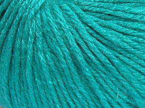 Fiber Content 40% Merino Wool, 40% Acrylic, 20% Polyamide, Turquoise, Brand Ice Yarns, Yarn Thickness 3 Light  DK, Light, Worsted, fnt2-65748