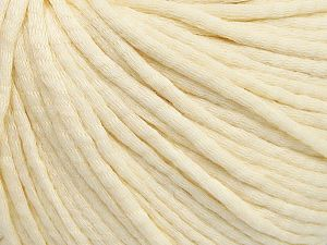 Fiber Content 67% Cotton, 33% Polyamide, Brand Ice Yarns, Cream, Yarn Thickness 4 Medium  Worsted, Afghan, Aran, fnt2-65769