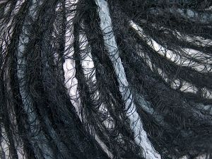 Fiber Content 60% Acrylic, 40% Polyamide, White, Brand Ice Yarns, Grey, Black, Yarn Thickness 5 Bulky  Chunky, Craft, Rug, fnt2-65886