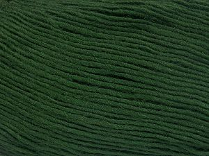 Fiber Content 100% Premium Acrylic, Brand Ice Yarns, Dark Green, Yarn Thickness 3 Light  DK, Light, Worsted, fnt2-65905