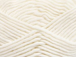 Fiber Content 50% Merino Wool, 50% Acrylic, White, Brand Ice Yarns, Yarn Thickness 5 Bulky  Chunky, Craft, Rug, fnt2-65938