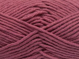 Fiber Content 50% Merino Wool, 50% Acrylic, Orchid, Brand Ice Yarns, Yarn Thickness 5 Bulky  Chunky, Craft, Rug, fnt2-65964