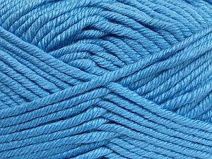 Fiber Content 100% Acrylic, Brand Ice Yarns, Blue, Yarn Thickness 6 SuperBulky  Bulky, Roving, fnt2-66037