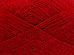 Fiber Content 100% Acrylic, Red, Brand Ice Yarns, Yarn Thickness 2 Fine  Sport, Baby, fnt2-66052