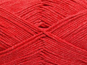 Fiber Content 50% Cotton, 50% Acrylic, Marsala Red, Brand Ice Yarns, Yarn Thickness 2 Fine  Sport, Baby, fnt2-66110