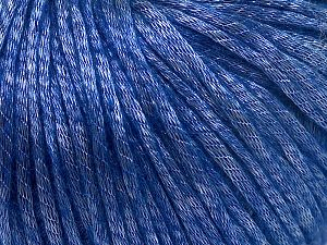 Fiber Content 67% Tencel, 33% Polyamide, Brand Ice Yarns, Dark Blue, Yarn Thickness 4 Medium  Worsted, Afghan, Aran, fnt2-66199