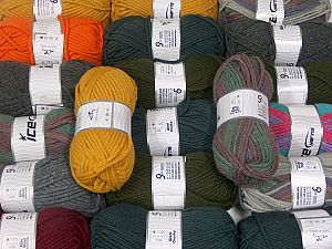 Elite Wool Superbulky-Wool Chunky In this list; you see most recent 50 mixed lots. <br>