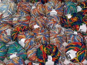 Boucle Wool Bulky In this list; you see most recent 50 mixed lots. <br> To see all <a href=&/mixed_lots/o/4#list&>CLICK HERE</a> (Old ones have much better deals)<hr> This mixed lot includes a total of 2000 gr (70.5 oz.) yarn. There is no standard for ball weight. Also disregard any information on the labels. You will get what you see in the photo. Fiber Content 55% Acrylic, 35% Wool, 10% Polyamide, Brand Ice Yarns, fnt2-66411