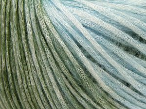 Modal is a type of yarn which is mixed with the silky type of fiber. It is derived from the beech trees. Fiber Content 74% Modal, 26% Wool, Brand Ice Yarns, Green Shades, Blue Shades, Yarn Thickness 3 Light DK, Light, Worsted, fnt2-66596