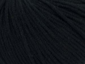 Modal is a type of yarn which is mixed with the silky type of fiber. It is derived from the beech trees. Fiber Content 55% Modal, 45% Acrylic, Brand Ice Yarns, Black, fnt2-66684