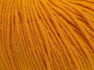 Modal is a type of yarn which is mixed with the silky type of fiber. It is derived from the beech trees. Fiber Content 55% Modal, 45% Acrylic, Brand Ice Yarns, Gold, fnt2-66692