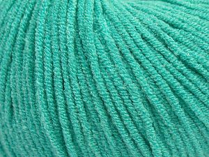 Modal is a type of yarn which is mixed with the silky type of fiber. It is derived from the beech trees. Fiber Content 55% Modal, 45% Acrylic, Brand Ice Yarns, Green, fnt2-66696